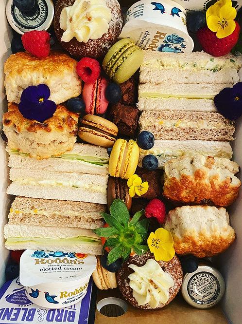 Afternoon Tea Box