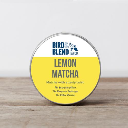 Lemon Matcha, 5g and 30g