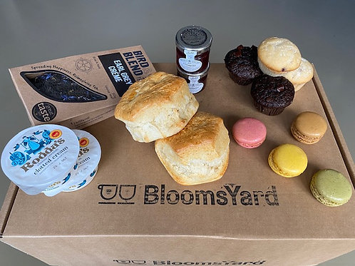Afternoon Tea for 2 in a box