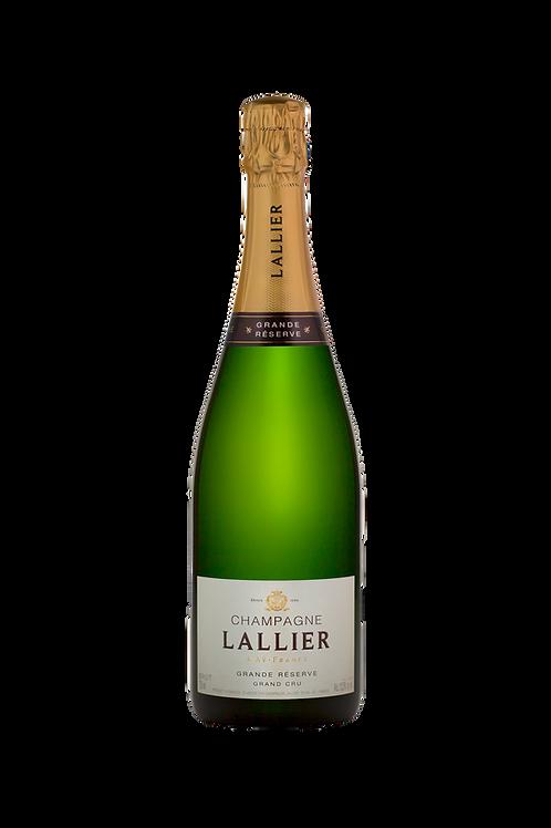 Champagne Lallier Grand Cru Grande Réserve Brut