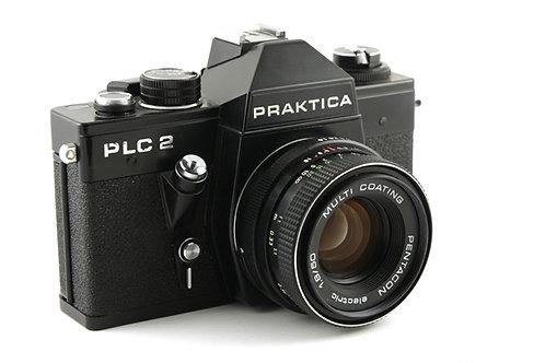 PRAKTICA PLC2 BLACK + PENTACON 1,8/50