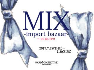MIX-import bazaar-