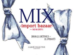 MIX -import bazaar-