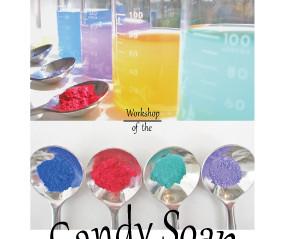 Candy Soap ワークショップ