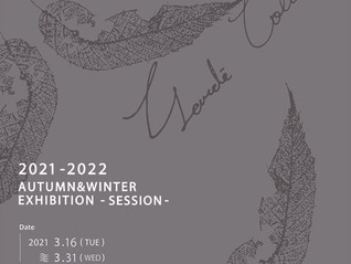 2021-2022 AUTUMN&WINTER EXHIBITION