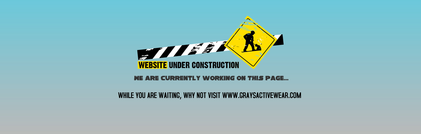 under contstruction banner