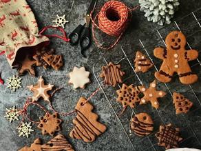 Zdravi božićni keksići (V)