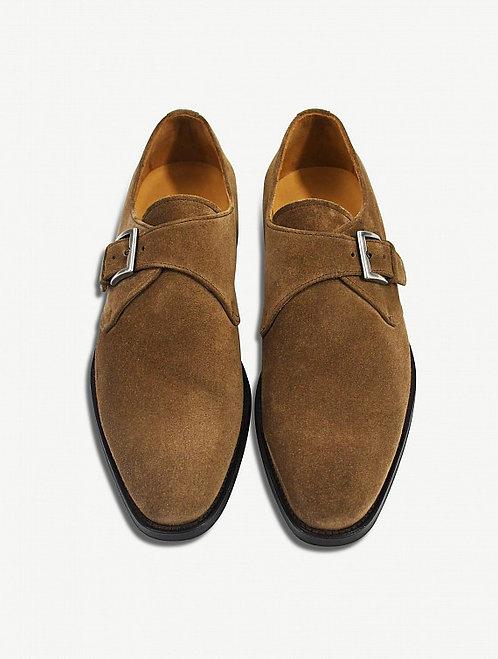 Chaussure Boyd Suède Boucle