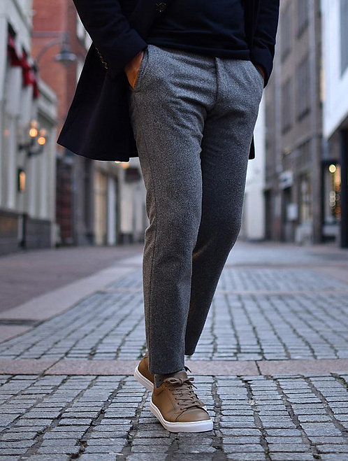 Chino Bell Flanelle