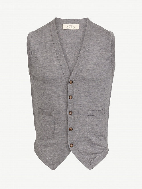 Gilet Cook Pure Laine