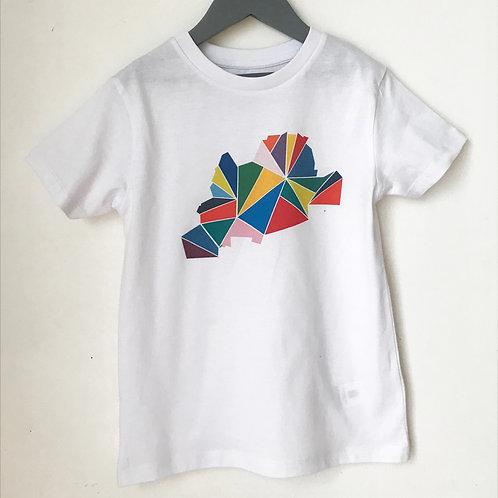 T-shirt enfant MY MONTREUIL