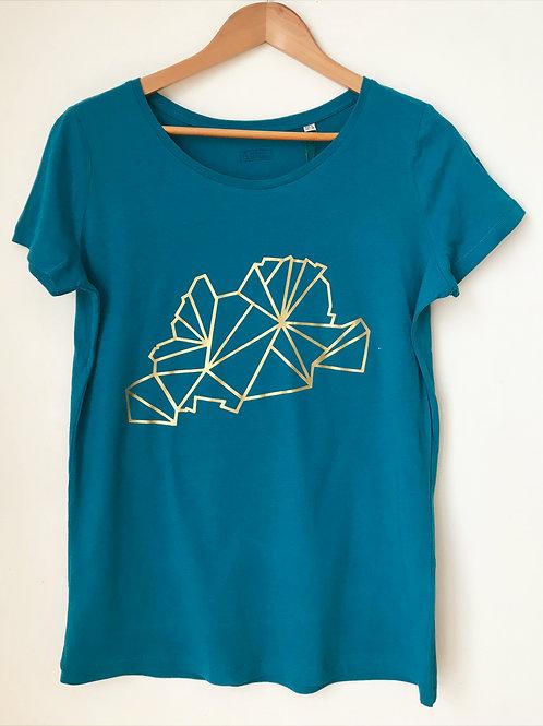 T-shirt femme MY MONTREUIL