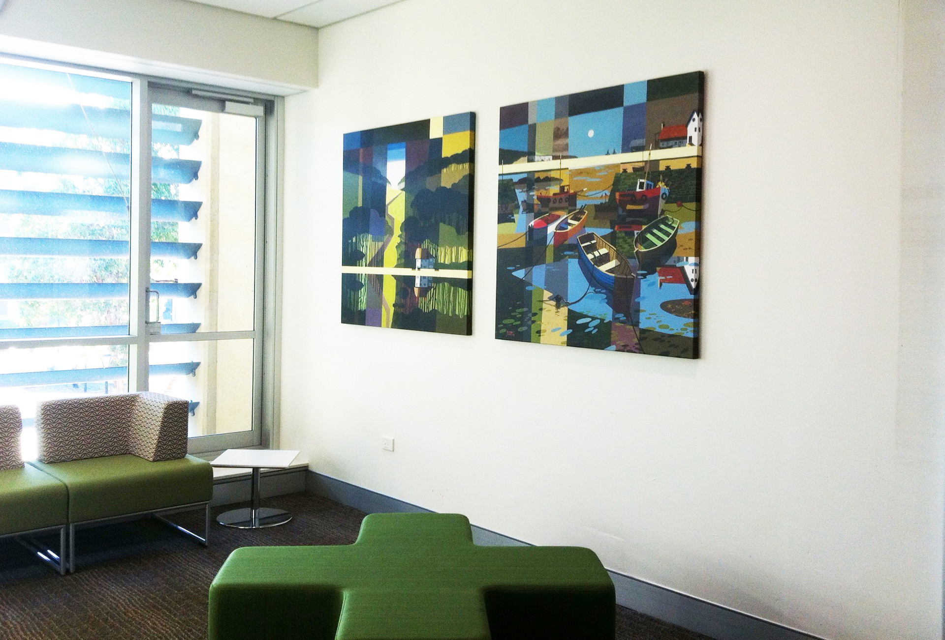 Edith Cowan University - Joondalup Campus fit out