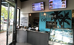 La Playa Café Mural, Subiaco