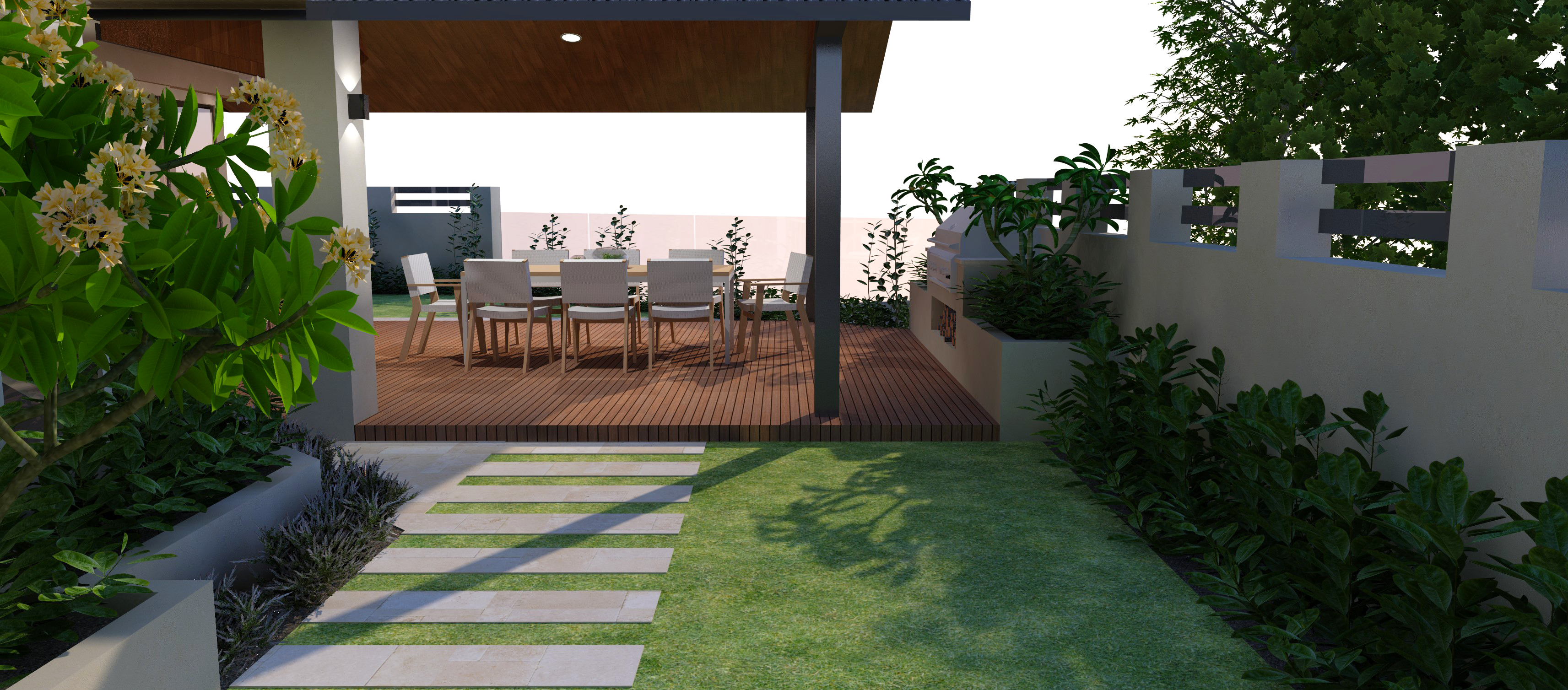Sorrento Landscape Design