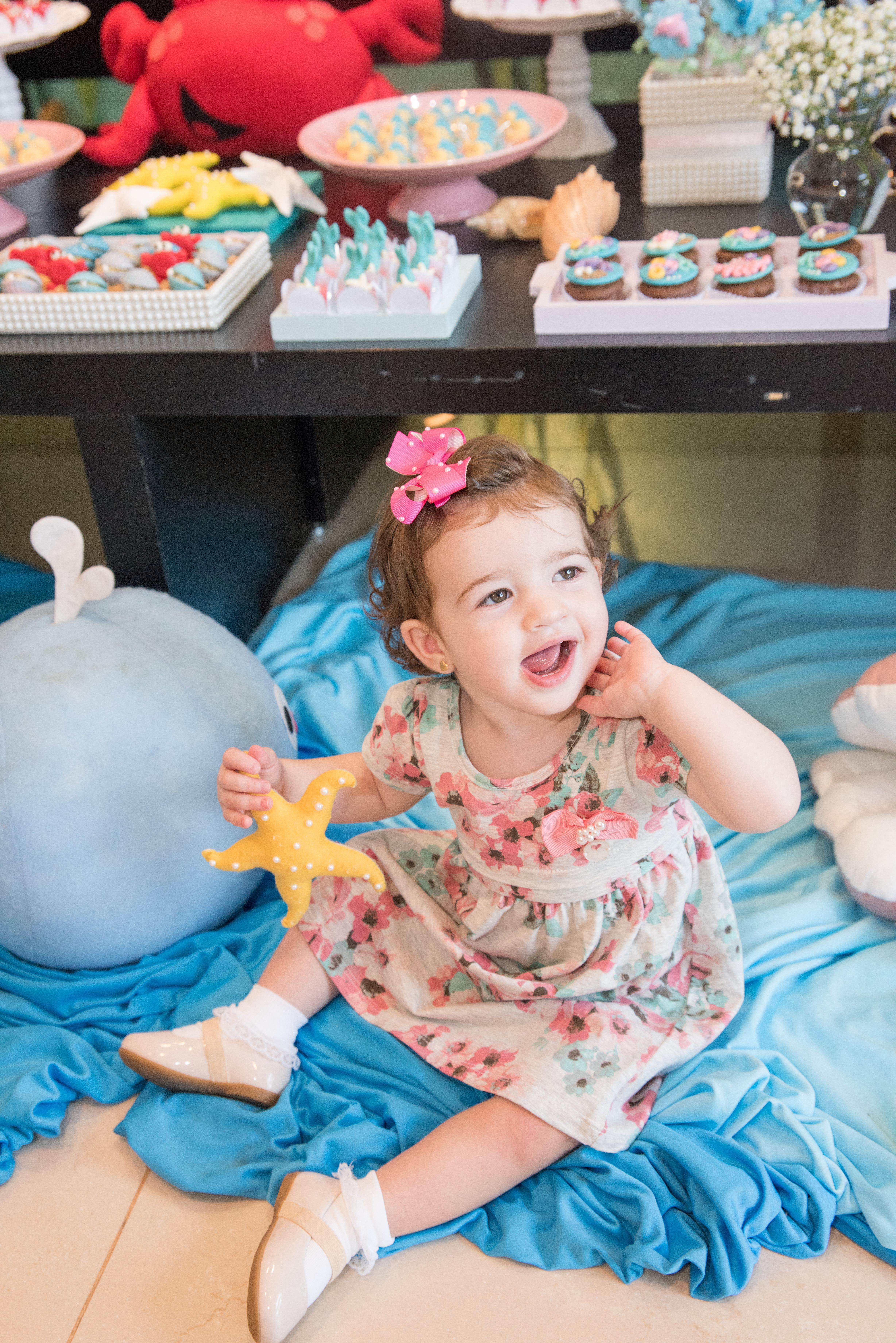 Cobertura de Aniversário Infantil