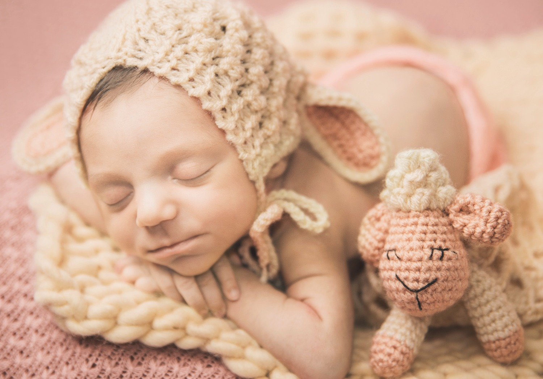 Luana Newborn 14 Dias