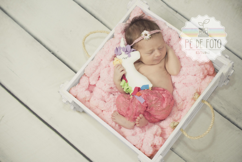 Luiza Newborn 9 Dias