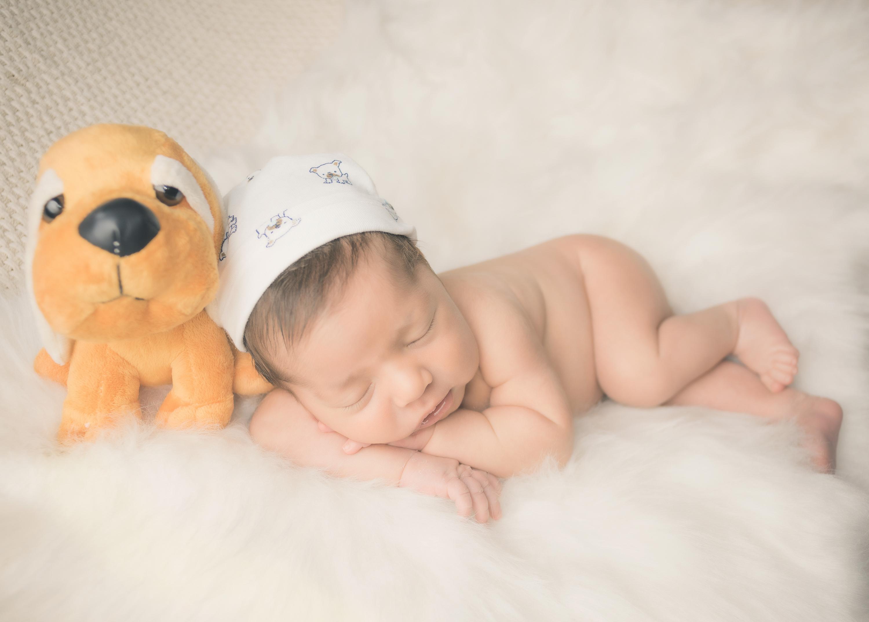 Benicio Newborn 9 Dias