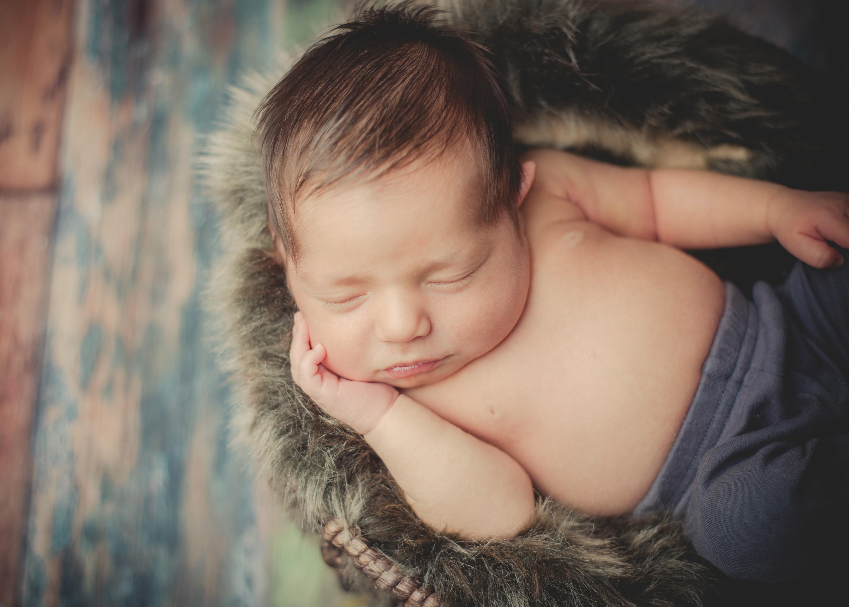 Noah Newborn 9 Dias