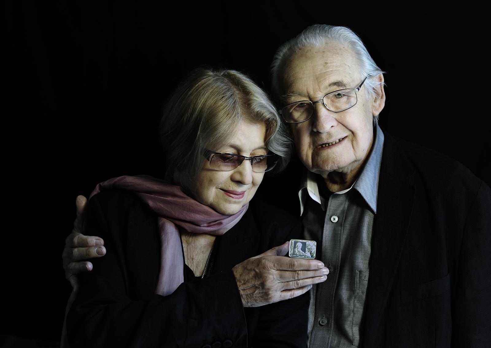 Andrzej i Krystyna Wajda