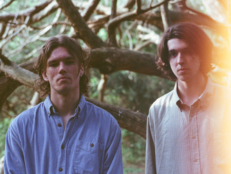 Chichester Duo McLeish And Spencer Return with Beautiful New Single 'Falling Away'