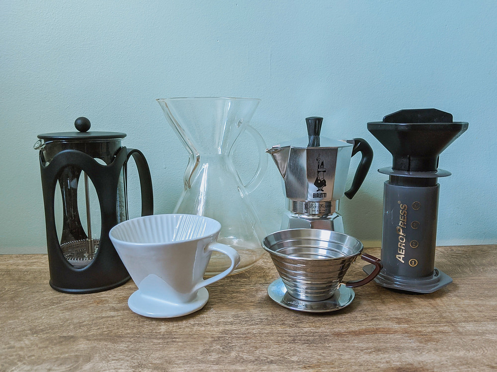 coffee brewing systems