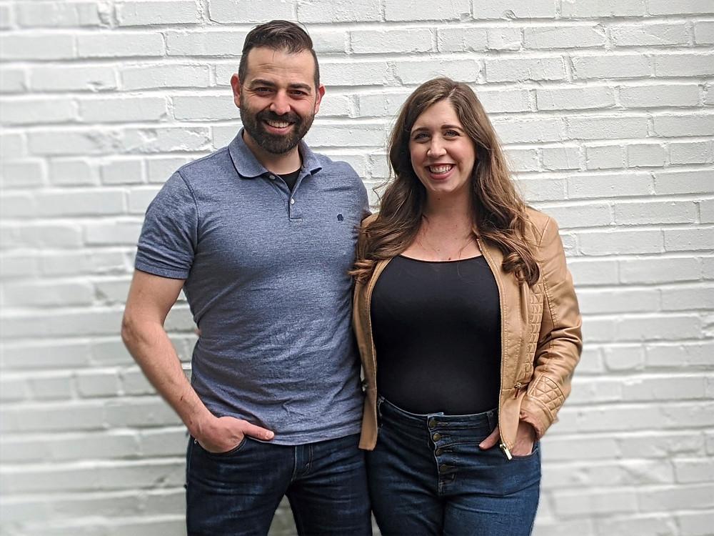 Owners and Co-Founders of Innerloop Coffee Roasters