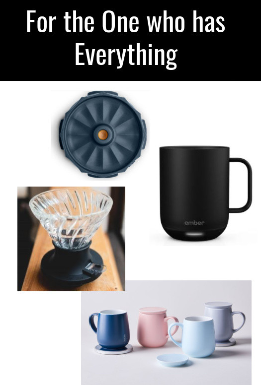 coffee gifts for a coffee lover who has everything
