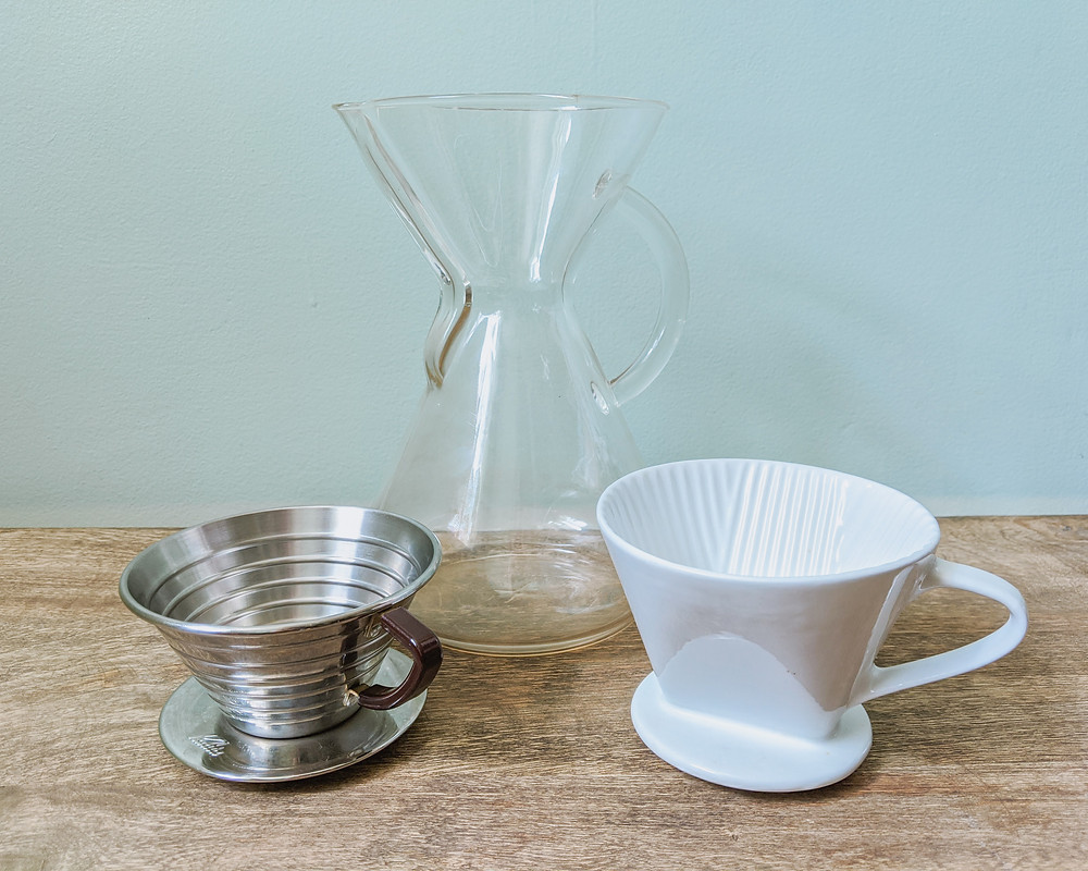 pour over machines
