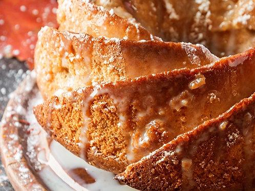 Pumpkin Rum Cake Melts