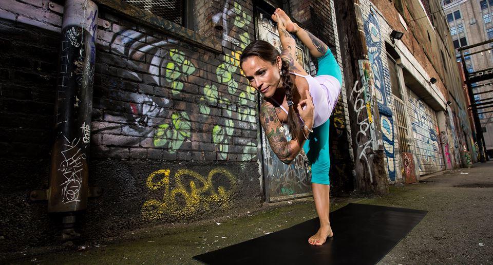 Yoga Asana bio pic