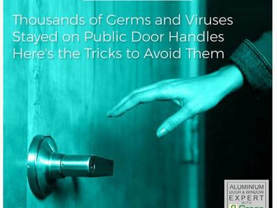 Ribuan Kuman dan Virus Hinggap di Gagang Pintu, Bagaimana Cara Menghindarinya?