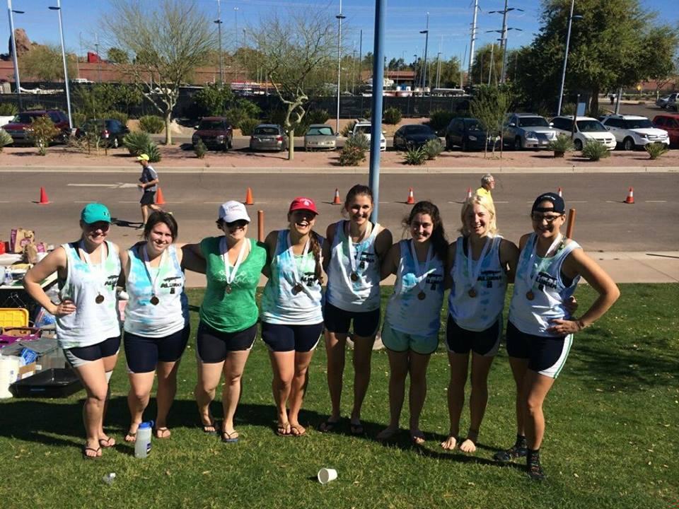 Desert Sprints 2014