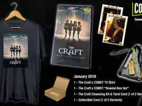 THE CRAFT Exclusive Swag Pack Giveaway