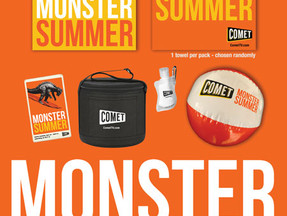 COMET TV Monster Summer Prize Pack Giveaway