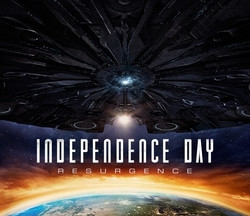 INDEPENDENCE DAY: RESURGENCE (2016) - Movie Review
