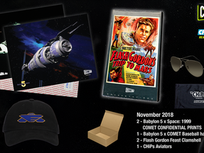 Comet TV & Charge! November Giveaway