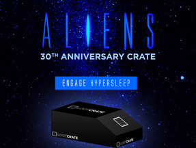 Loot Crate Celebrates ALIEN DAY with Exclusive Items