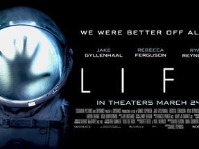 LIFE (2017) - Movie/Blu-ray Review