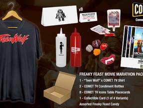 COMET TV's Teen Wolf & Freaky Feast Pack Giveaway