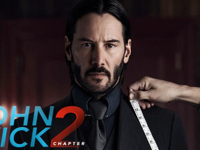 JOHN WICK: CHAPTER 2 - Movie/Blu-ray Review