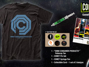 Comet TV Robocop Prize Pack Giveaway