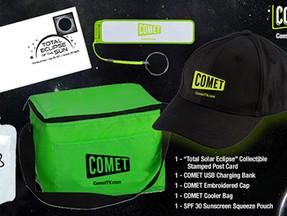 Comet TV Solar Eclipse Prize Pack Giveaway