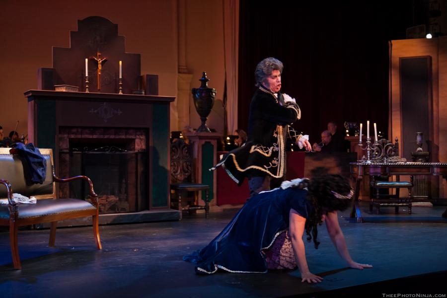 Tosca Act II