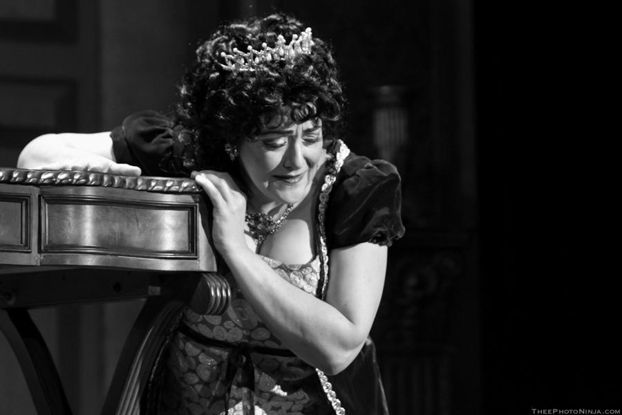 Tosca-Vissi d'arte