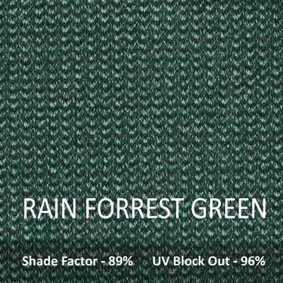 Rain Forrest Green