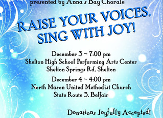 Anna's Bay Chorale Holiday Concert
