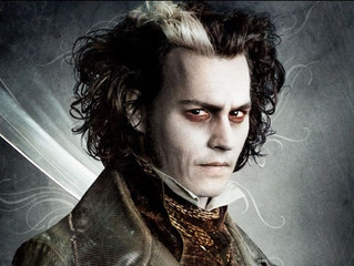 Sweeney Todd Fundraiser - 10/24, 7PM Shelton Cinemas - $12 advance / $15 at the door
