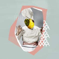 Cook Collage - Website Designer & Graphic Designer Australia